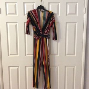 Express Multicolored Jumpsuit